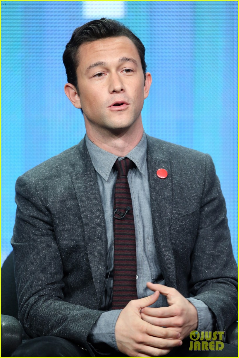 joseph gordon levitt pilot presentation at the tca tour 102917699