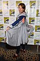 minka kelly michael ealy almost human at comic con 15