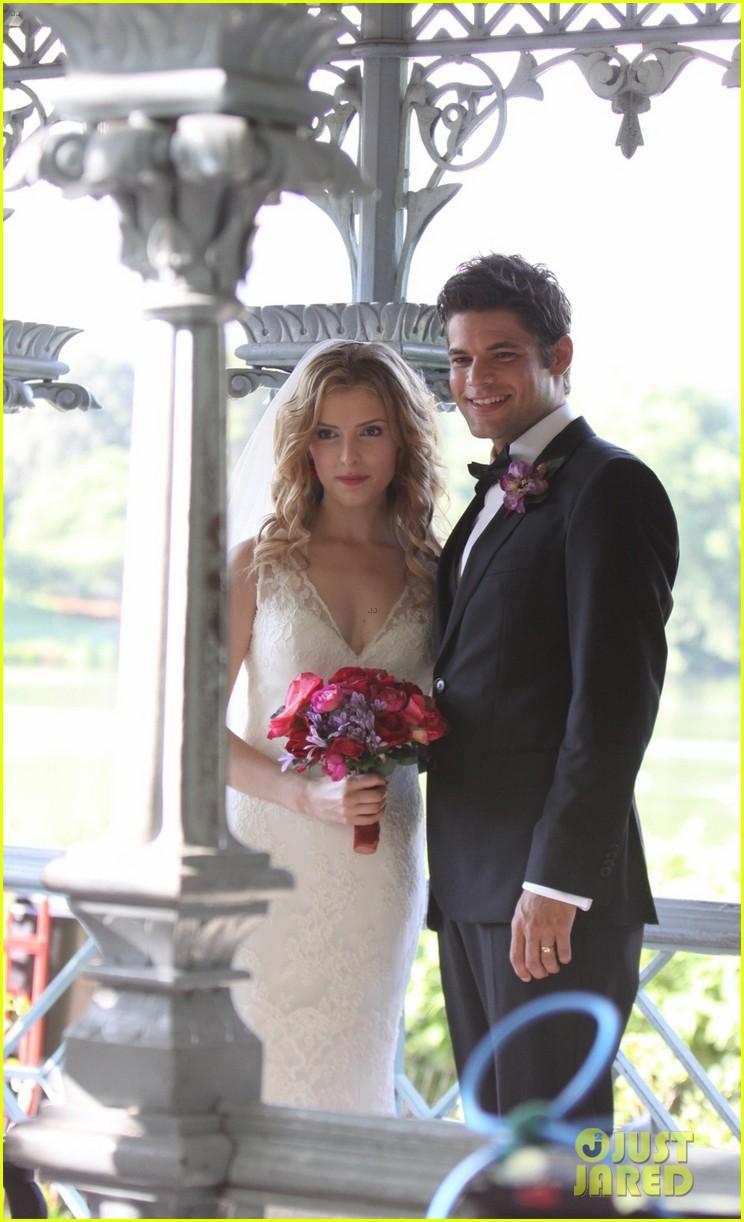 anna kendrick jeremy jordan last 5 years wedding scene 04