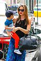 miranda kerr orlando bloom family day with flynn 02
