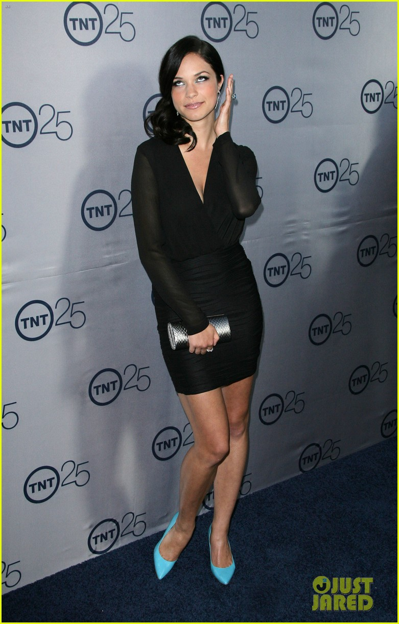 alexis knapp sasha alexander tnt's 25th anniversary party 10