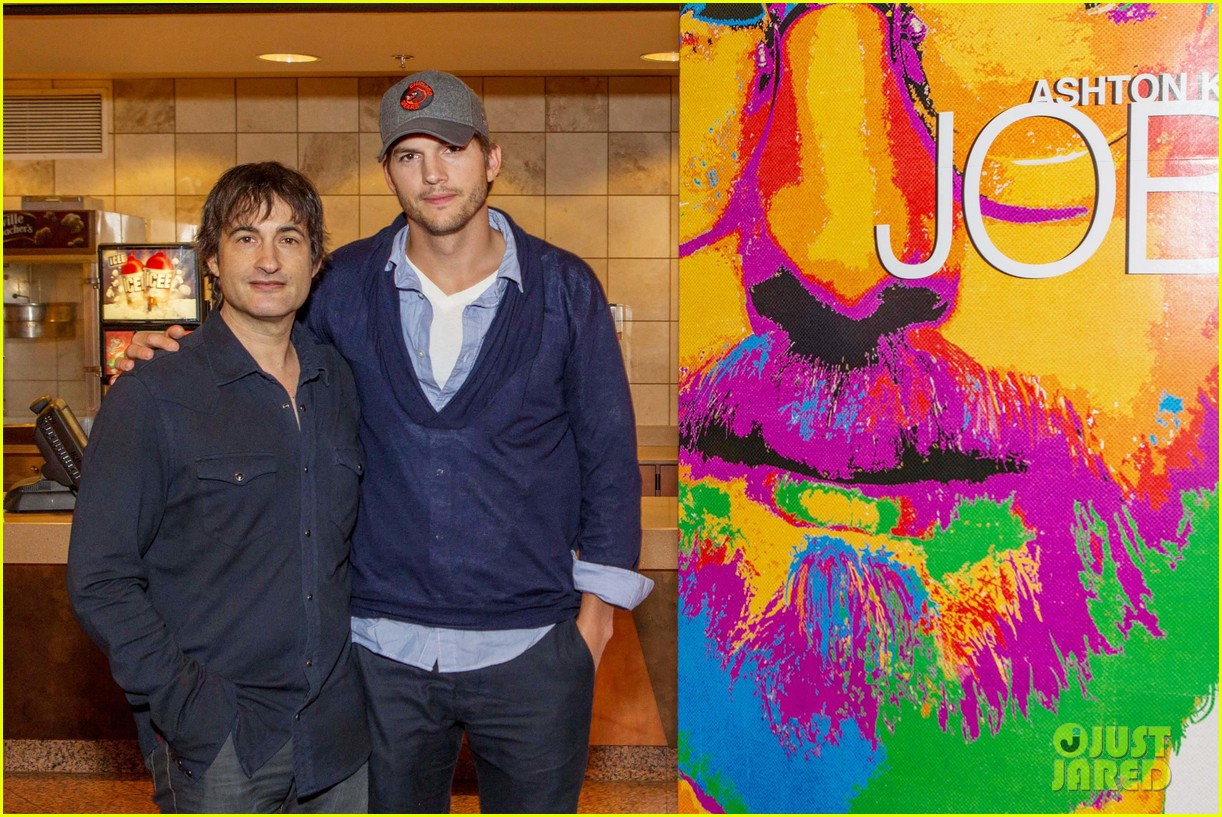 ashton kutcher jobs qa with director joshua michael stern 06
