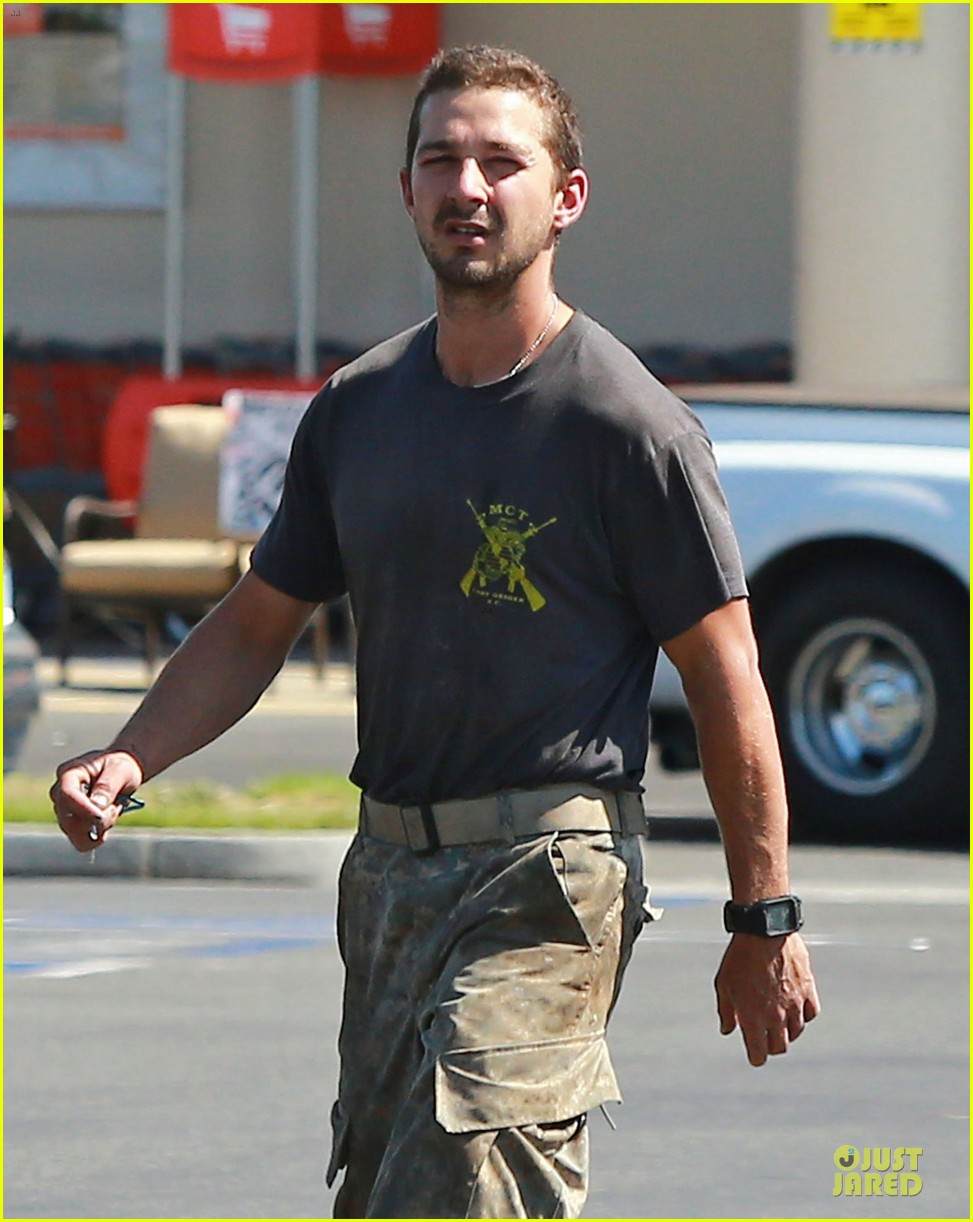shia labeouf no longer attached to triple nine 09