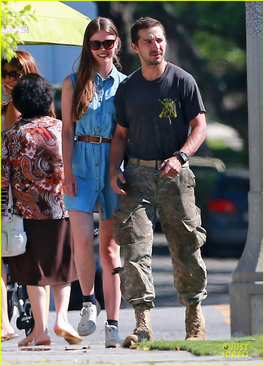 shia labeouf no longer attached to triple nine 192915519