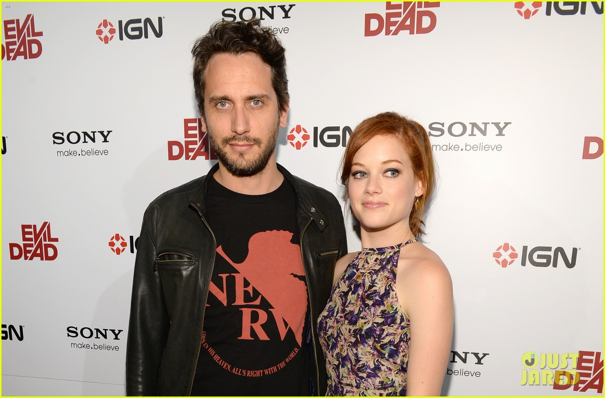 jane levy evil dead blu ray fan party at comic con 2013 08