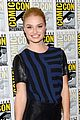 sophie lowe once upon a time in wonderland at comic con 07