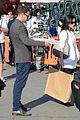 lucy liu jonny lee miller film elementary in london 03