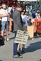lucy liu jonny lee miller film elementary in london 07