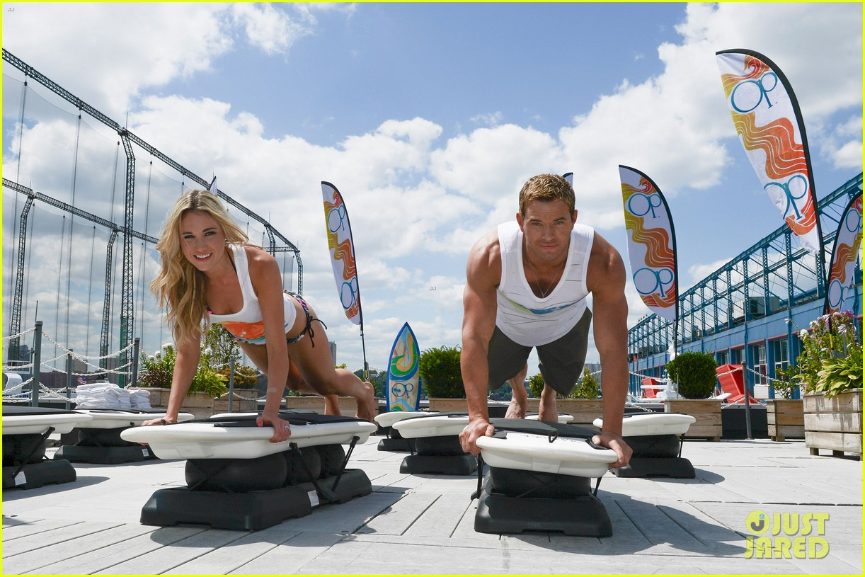 kellan lutz katrina bowden ops surf for life event hosts 092920240