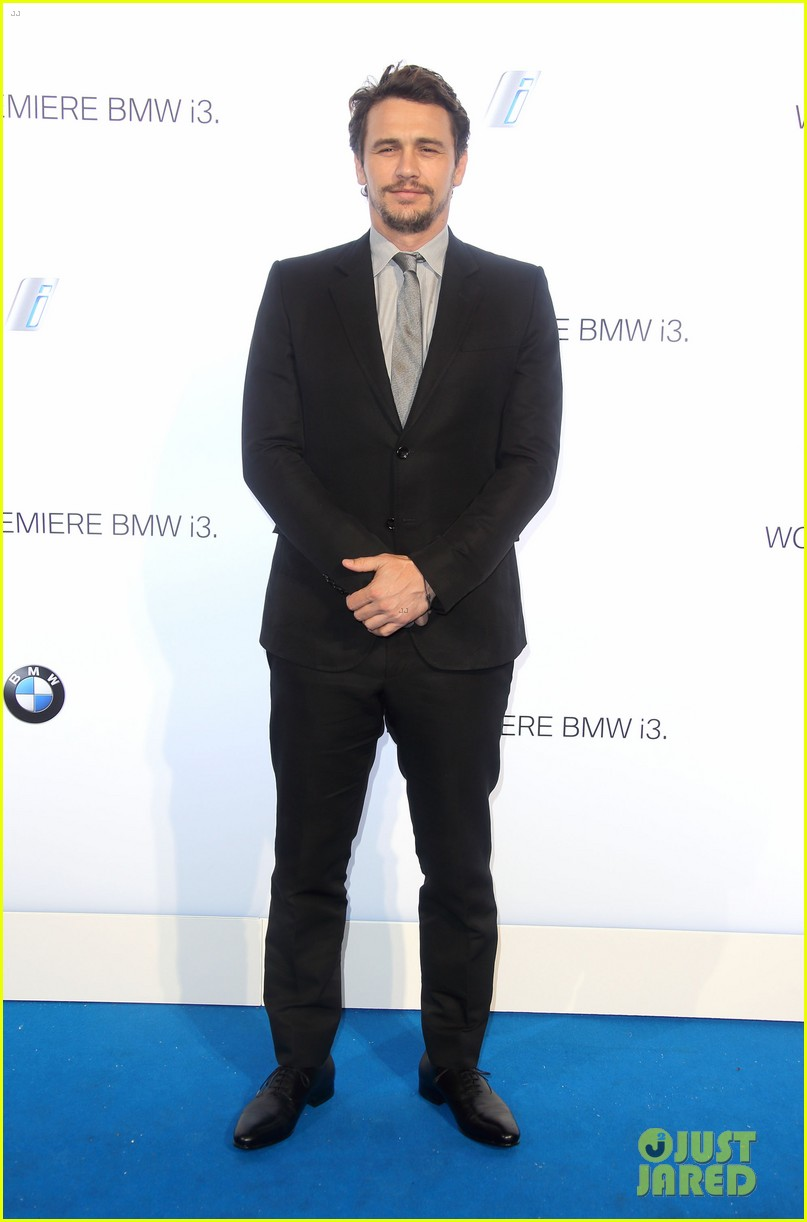 sienna miller james franco bmwi3 global reveal party 12