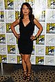 ming na wen clark gregg agents of shield at comic con 01