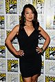 ming na wen clark gregg agents of shield at comic con 13