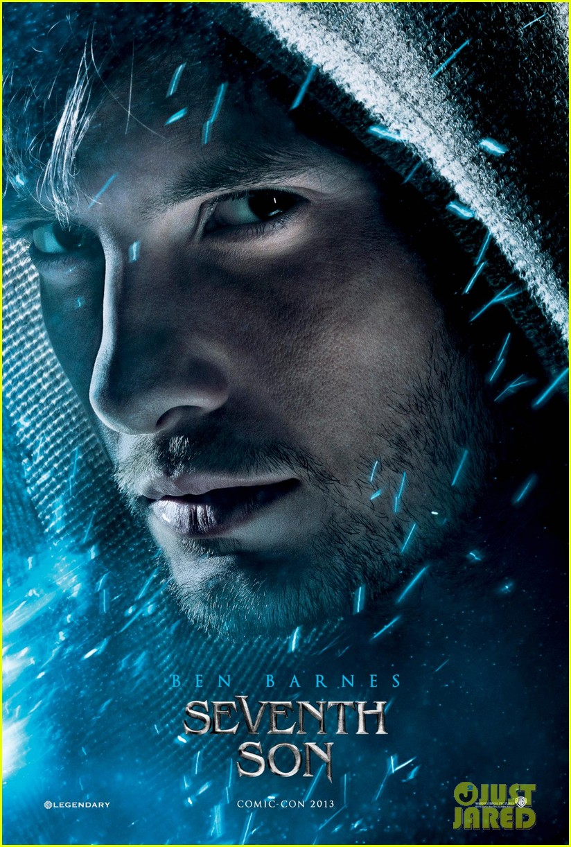 julianne moore ben barnes seventh son comic con posters 012911588