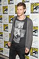 joseph morgan phoebe tonkin the originals at comic con 12