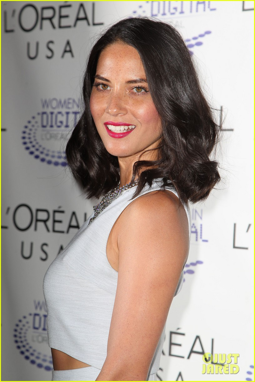 olivia munn loreal usa next generation awards 022911069