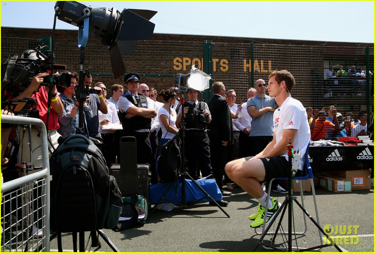 andy murray wimbledon winners photo call 15