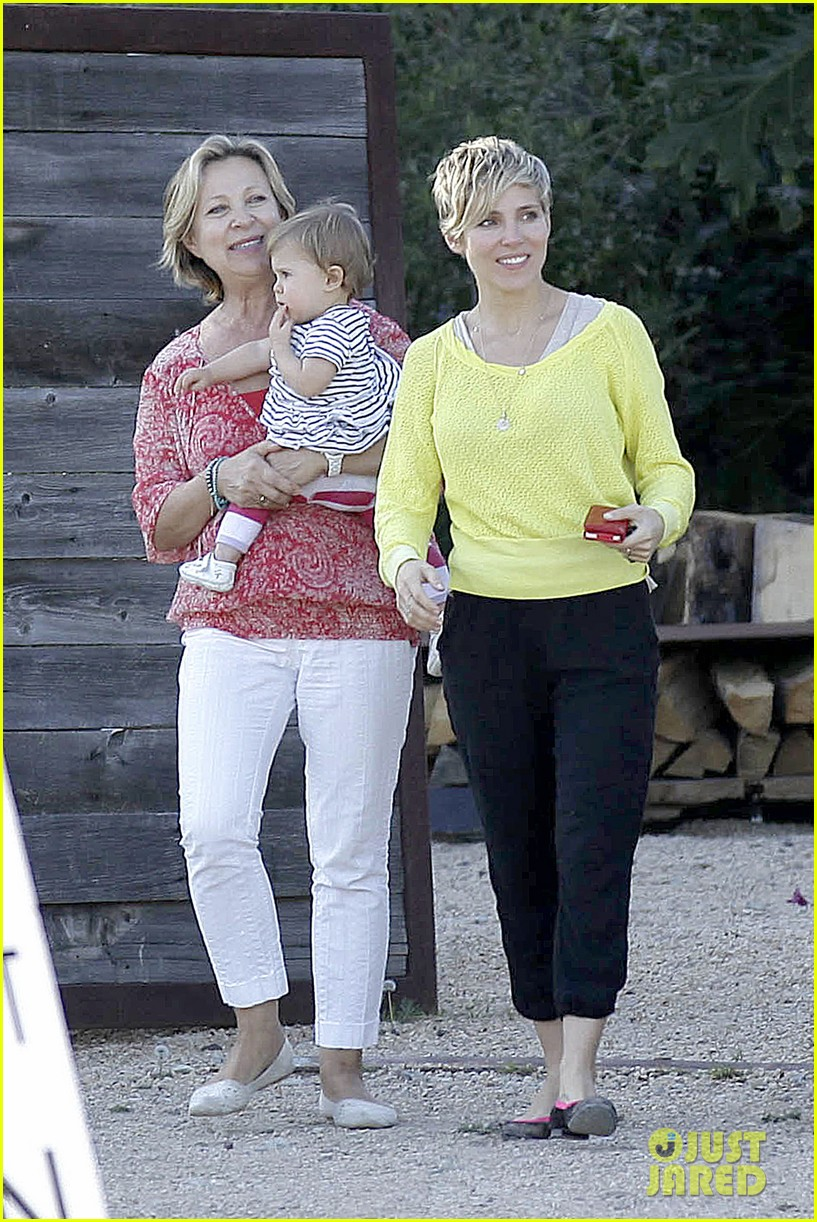 elsa pataky india have girls day out in malibu 01
