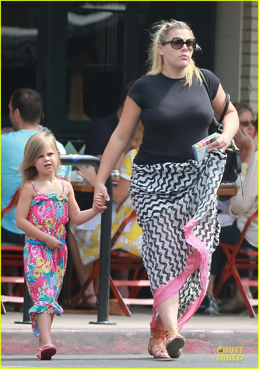 busy philipps post baby body at little doms 19