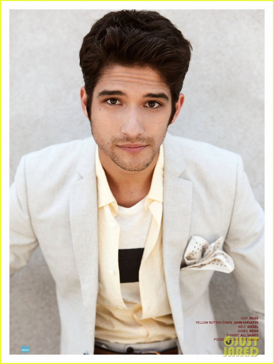 tyler posey covers bello july 2013 04