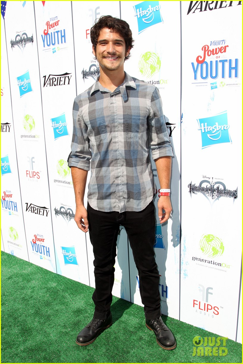 tyler posey jake t austin power of youth 2013 22