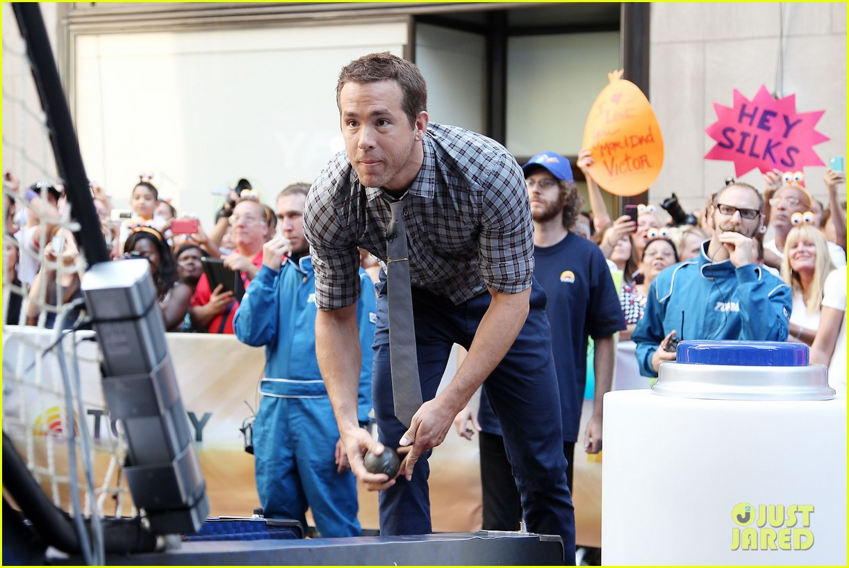 ryan reynolds turbo for today show 21