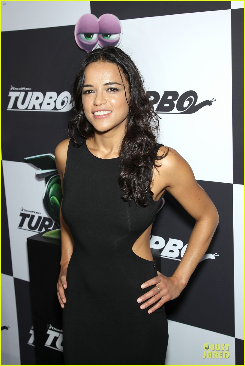 michelle rodriguez paul giamatti turbo nyc premiere 23
