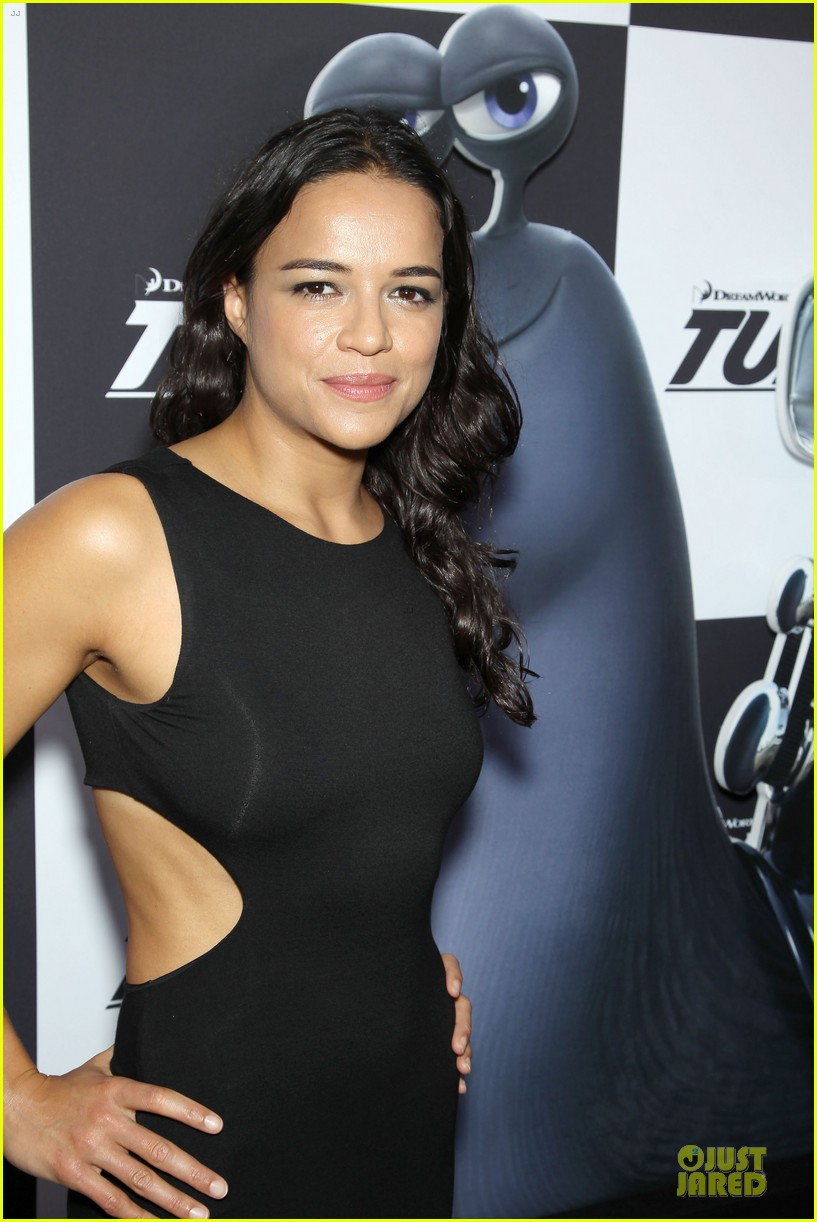 michelle rodriguez paul giamatti turbo nyc premiere 26