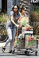 michelle rodriguez grocery shopping with gal pal kim 08