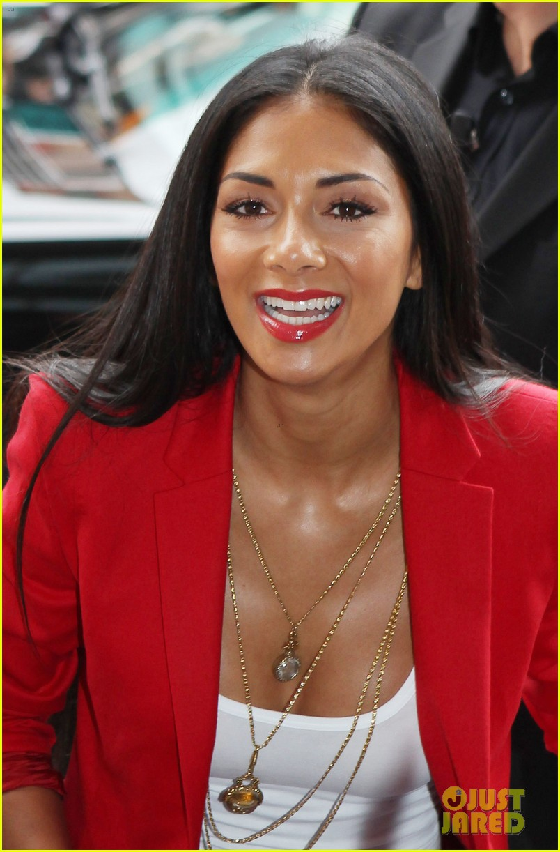 nicole scherzinger x factor uk cardiff auditions 072903819