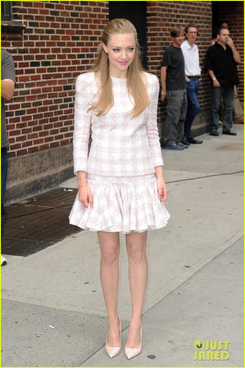 amanda seyfried lovelace promo work in new york 13