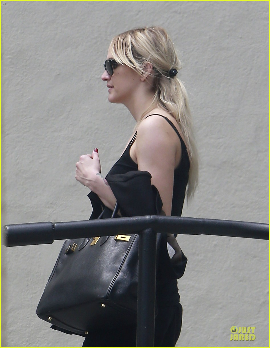 ashlee simpson workin it for chicago 022914451