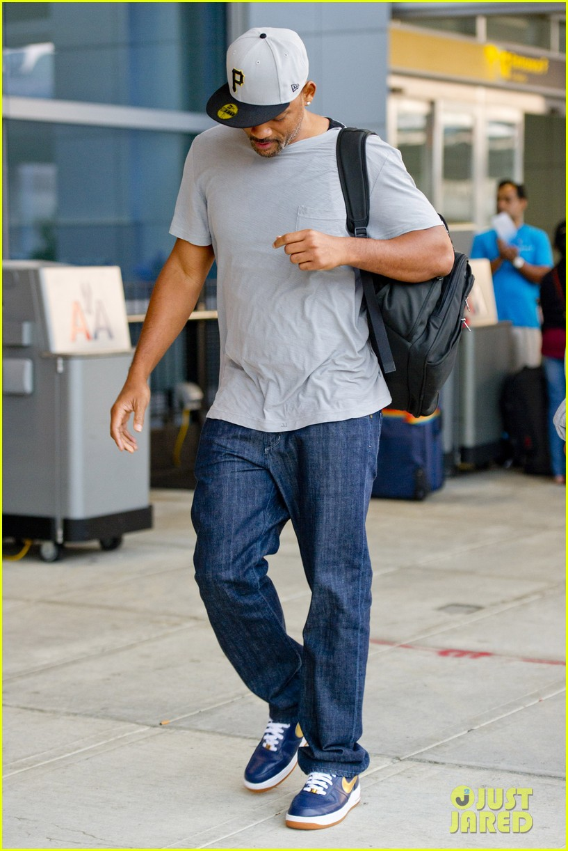 will smith from lax to jfk 012907176