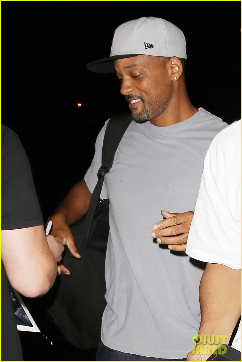 will smith from lax to jfk 022907177
