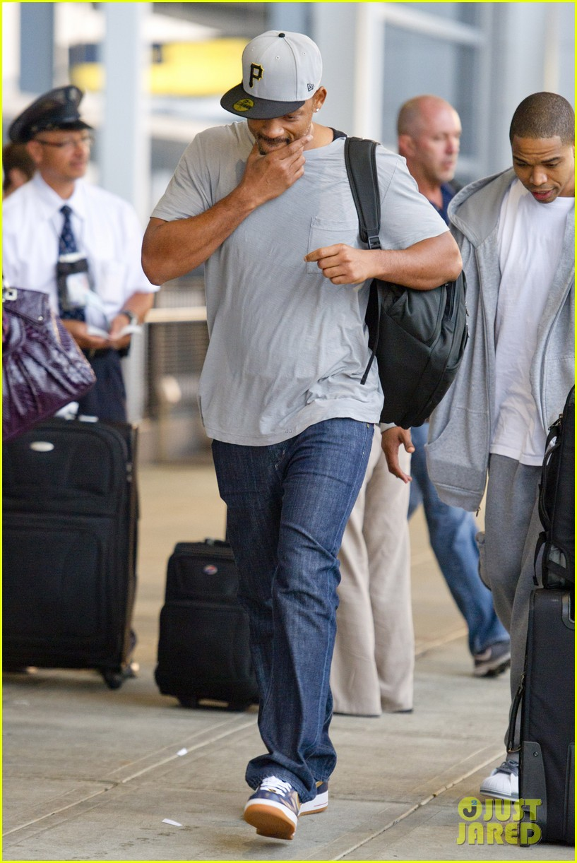 will smith from lax to jfk 14