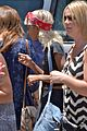 jaden smith fills up on sushi willow hits the flea market 11