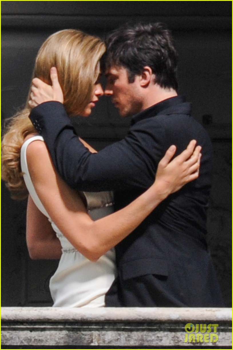 ian somerhalder gets steamy with brazilian model 072903331