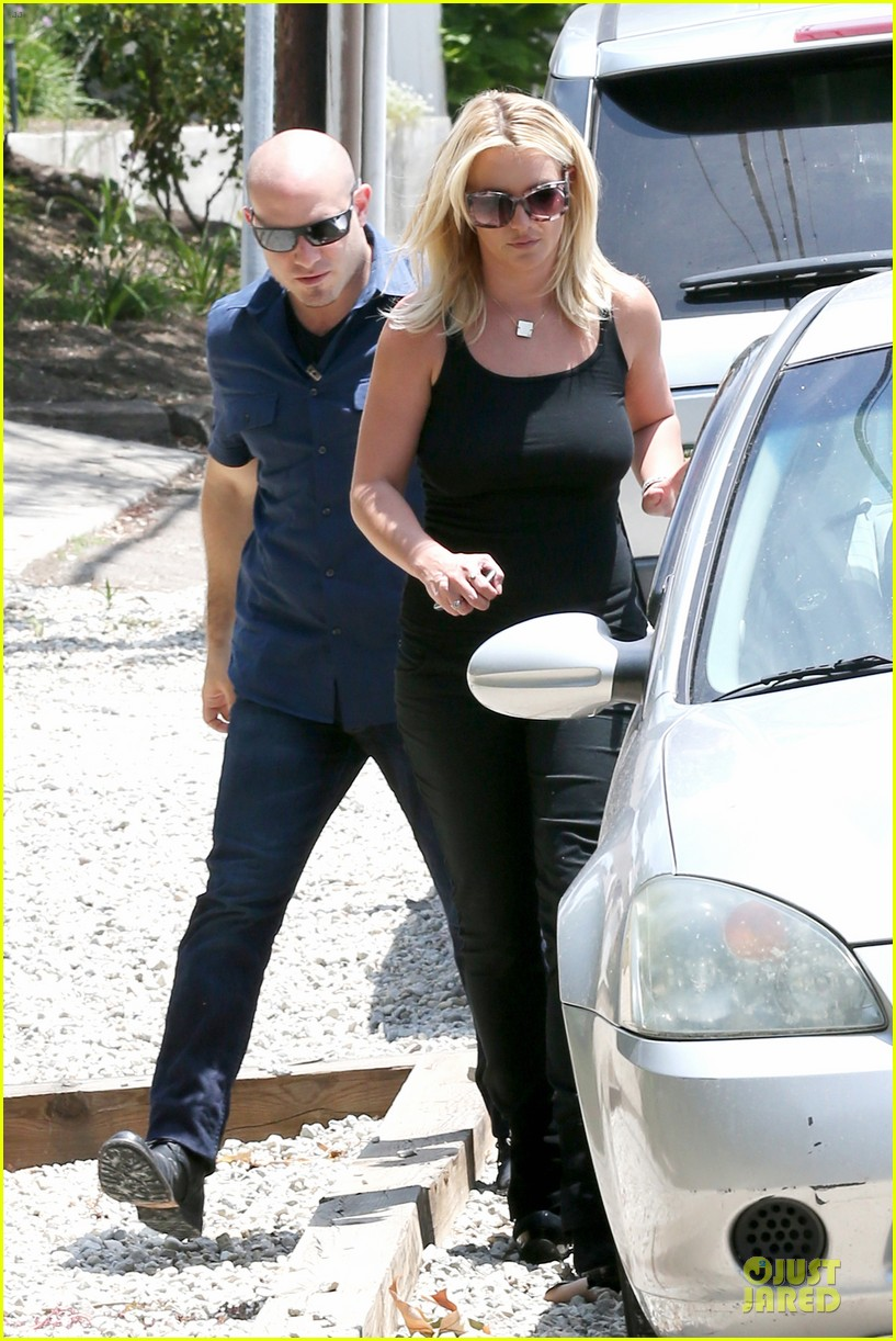 britney spears david lucado napa tavern lunch date 11