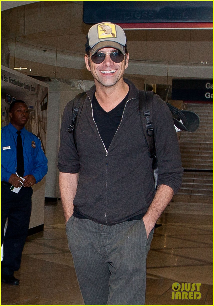 john stamos i once gave away my super bowl tickets 022909169