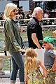 gwen stefani family filled knotts berry farm 16