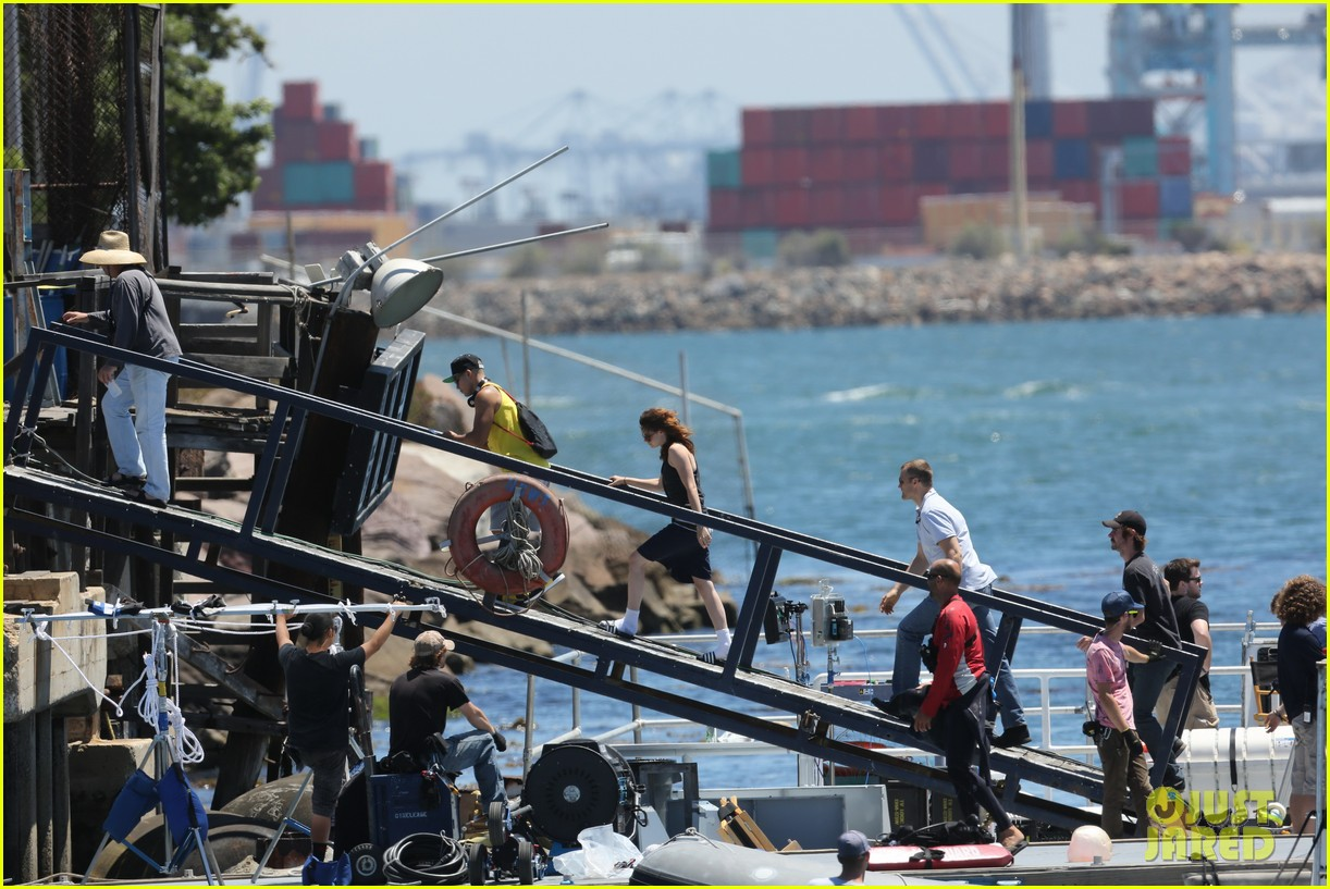 kristen stewart begins filming x ray camp 242911000