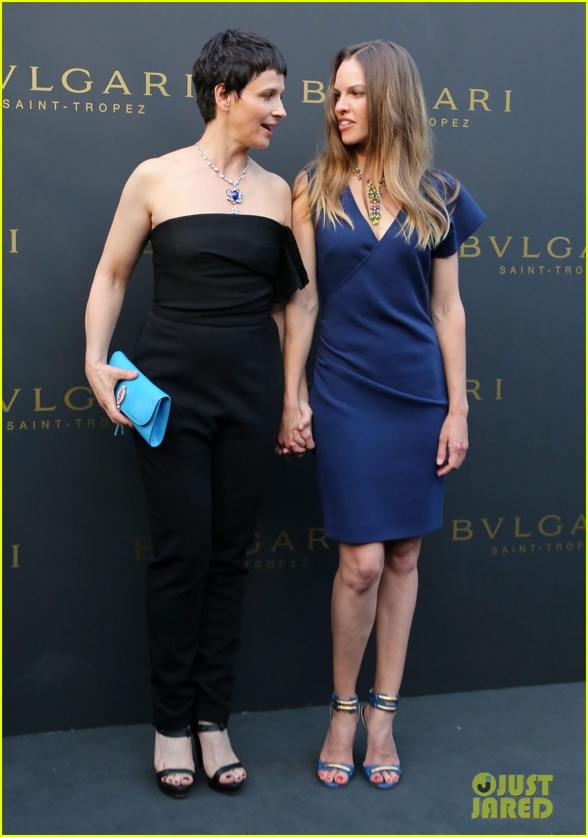 hilary swank bulgari boutique opening in saint tropez 182910922