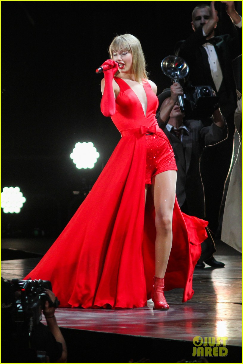 taylor swift new jersey concert photos video 022909205