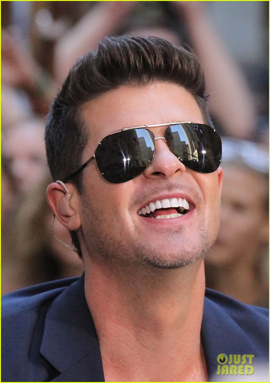 robin thicke today show performances watch now 042920108