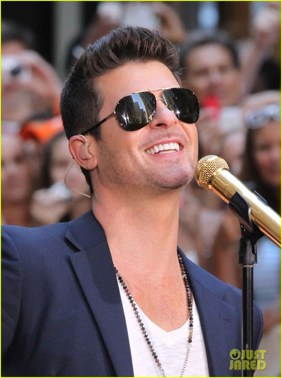 robin thicke today show performances watch now 122920116