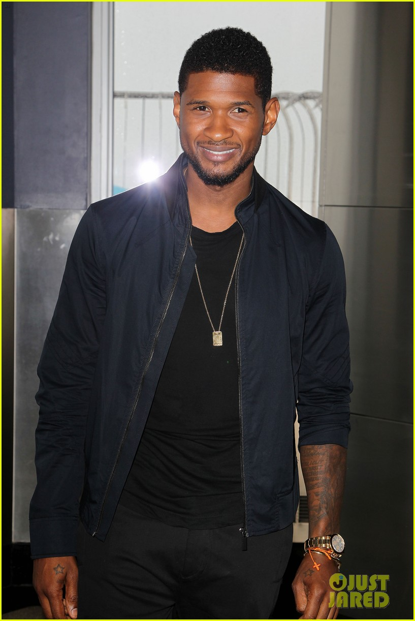 usher lights empire state building before 4th of july fireworks 242903743