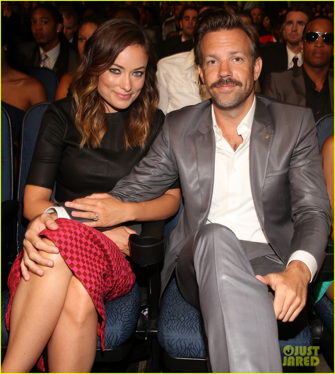 jason sudeikis olivia wilde has made out with more chicks than i have 01