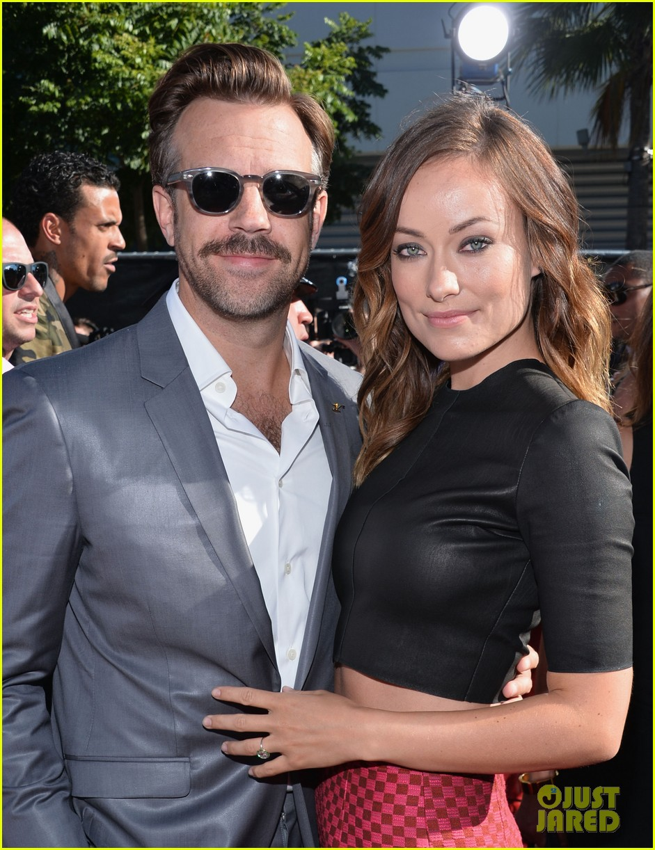 jason sudeikis olivia wilde has made out with more chicks than i have 02