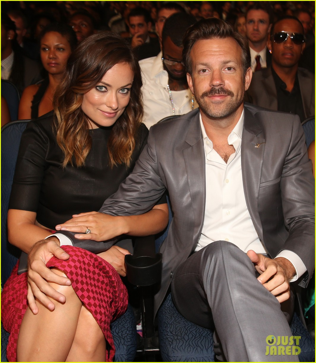jason sudeikis olivia wilde has made out with more chicks than i have 06