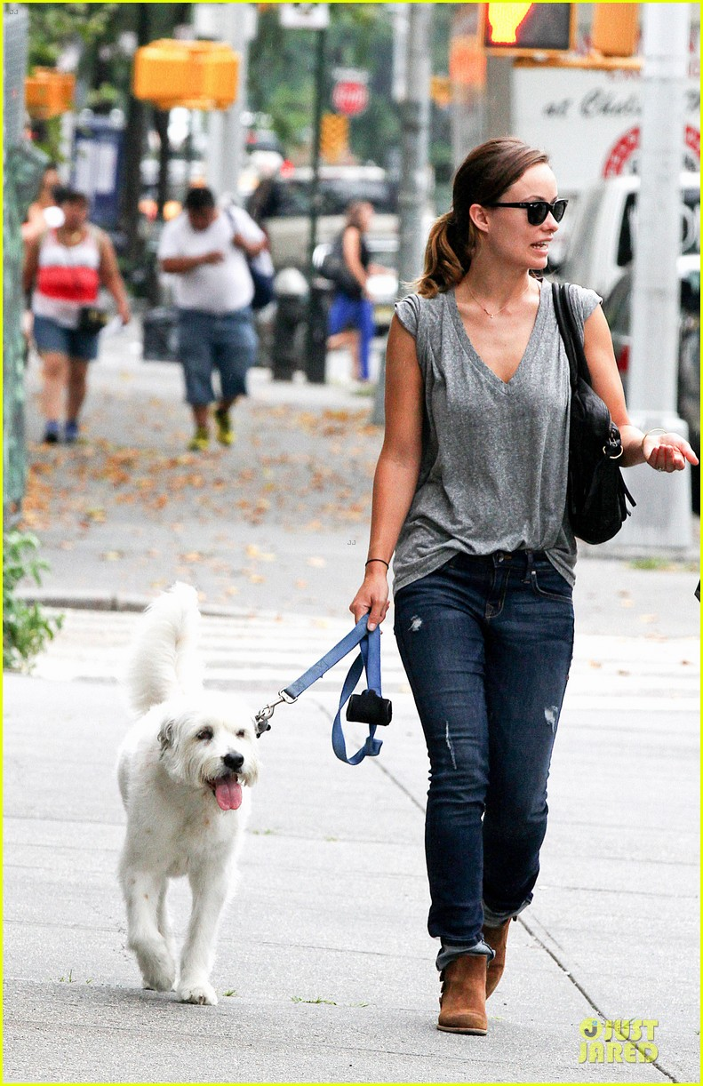 olivia wilde supports knicks jason sudeikis promotes were the millers 11