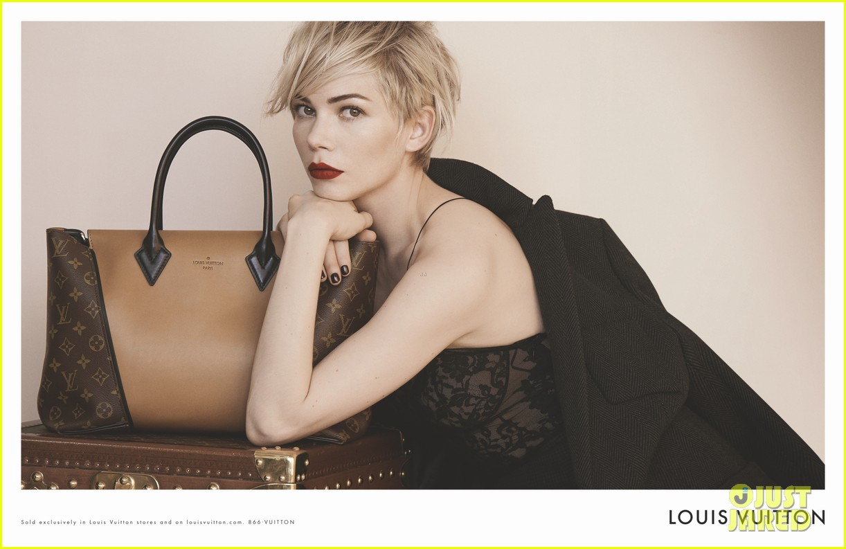 michelle williams louis vuitton campaigns newest face 02